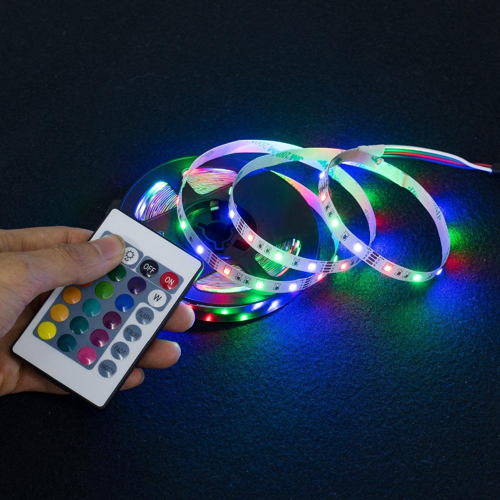 Universal Flexible USB LED Strip