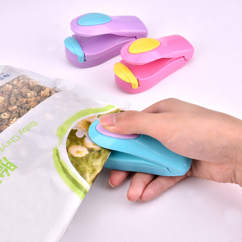 Colorful Portable Mini Kitchen Sealer