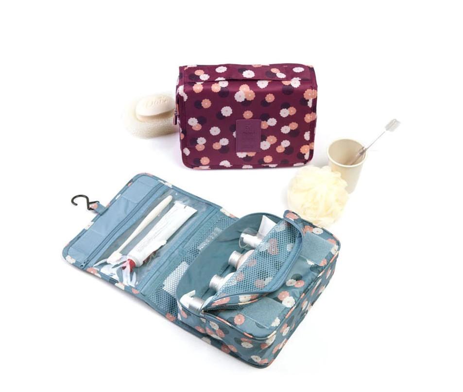 Waterproof Hanging Cosmetic Bag