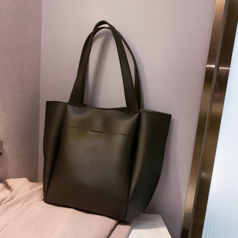 Women's PU Leather Shoulder Bag