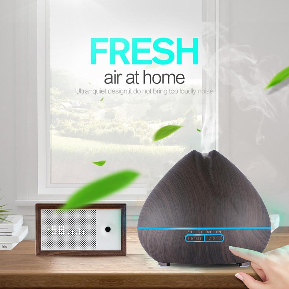 Remote Control Air Aroma Diffusers