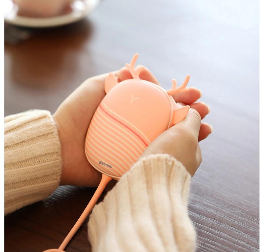 Kawaii Rechargeable Hands Warmer